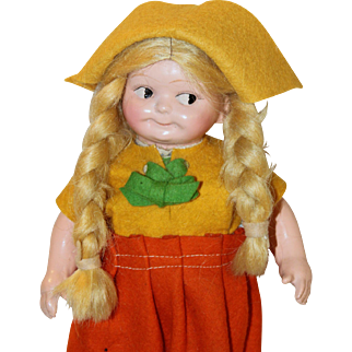 Sweet 1915 *Madame Hendren Dutch Girl* by Georgene Averill