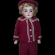 Fabulous, Early *Kestner Shoulder Head Child* All Original