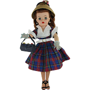 """1950's Ideal 18"""" Miss Revlon Doll with Full 'Top to Toe' Outfit and Accessories"""