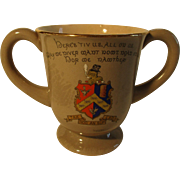Wileman The Foley Antique 'Yorkshireman's' Loving Cup ~ c 1900
