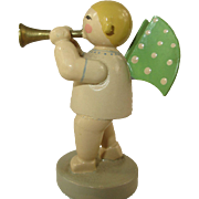 Vintage Wendt and Kuhn Angel with Trumpet