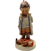 Vintage Hummel Figurine #127 Doctor with The Stylized Bee TMK-3 stamp Western Germany 1960's.