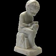 Hertwig Bisque Figurine