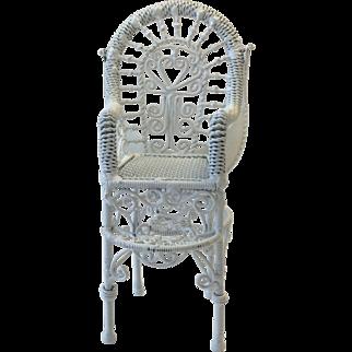 Dollhouse High Chair