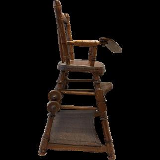 Convertible Highchair/Feeder