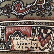 Vintage Liberty of London Scarf England