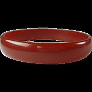 Caramel Genuine Bakelite Bracelet
