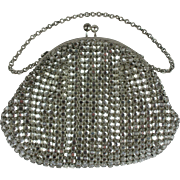 Vintage Walborg West Germany Rhinestone Purse
