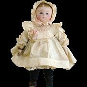 "Antique 16"" Martha Chase Doll in Original Dress"