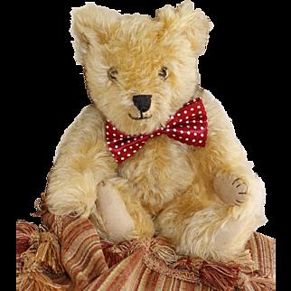 14 inch Golden Farnell Teddy Bear c1930