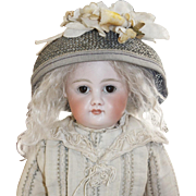 Early Closed Mouth KESTNER Child Doll