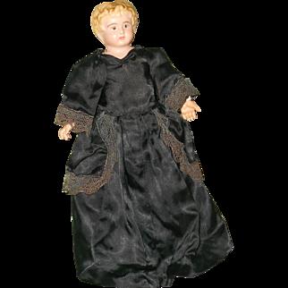 Vintage Minerva Tinhead Doll