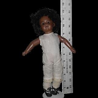 1894 AM Black Doll