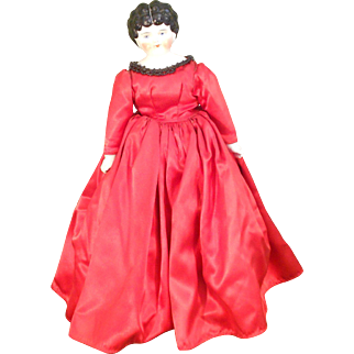 Antique 1890s China Doll