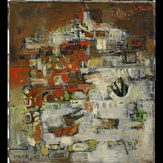 Rural Landscape, Serge de Turville (1924 - 2005), 20th century