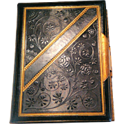Victorian Unusual All Leather Album
