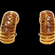 Fine Italian Handmade Earrings