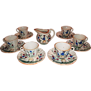 Child's Tea Set- Dutch pattern