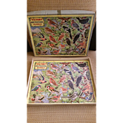 Vintage Victory Bird Watching Puzzle