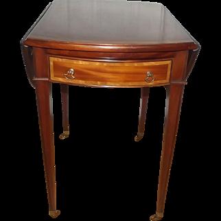Antique English Pembroke Table