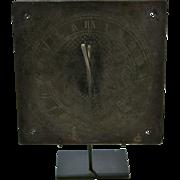 English Sundial