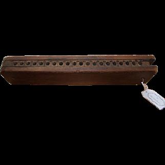 Vintage Durex Cigar Mold