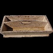 19th Century Primitive Cutlery Tote