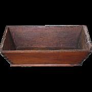 Primitive Dough Box