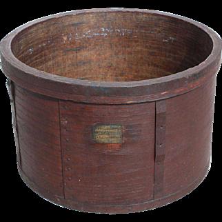 Vintage Dry Measurer