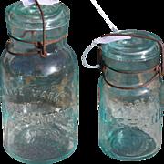Lightning Fruit Jars