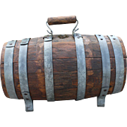 19th- 20th Century Water Keg