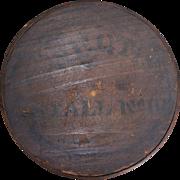 19th Century Pantry Box