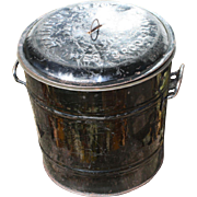1905 Maine Bean Pot