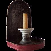 Handled Sconce Candle Holder