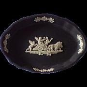 Wedgwood Basalt Trinket Dish