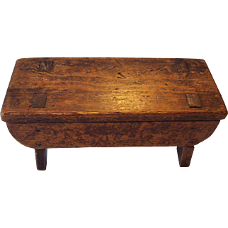 Early 19th Century Foot Stool/Bench