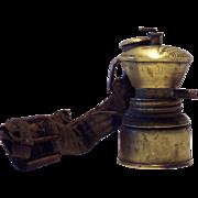 "Miners Head Lamp - ""The Baldwin Lamp"""