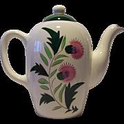 Mid Century Stangl Pottery Coffee Pot