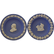 Pair of Wedgwood Pin Trays