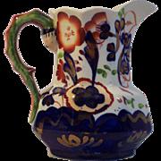 Allerton's Pottery Serpent/Caterpillar Handled Pouch Jug