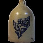 Whites Utica 2 Gallon Stoneware Jug