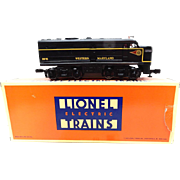 Lionel Western Maryland A-Alcos 6-18915 (Powered) & 6-18916 (Non-Powered)