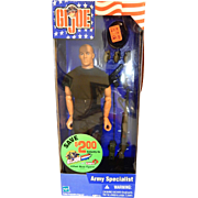 Hasbro GI Joe ARMY SPECIALIST, Mint in Original Package