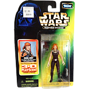 Star Wars Expanded Universe MARA JADE From Heir To The Empire Novel As Portrayed Comick: 3-D PLAYSCENE