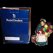 Vintage Royal Doulton HN1315 The Old Balloon Seller Figurine England