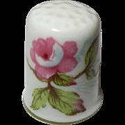 Haviland Limoges Porcelain thimble