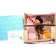 Madame Alexander doll WELCOME HOME ; original box; from non smoking home