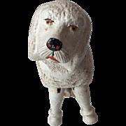 c.1900 Schoenhut Poodle