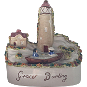 Vintage Grace Darling Staffordshire Figurine