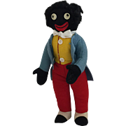 Charming 1950's Vintage Merrythought Golliwogg Doll